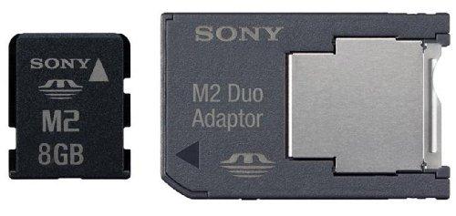 SONY メモリースティック マイクロ M2 8GB PSPgo対応 MS-A8GDP