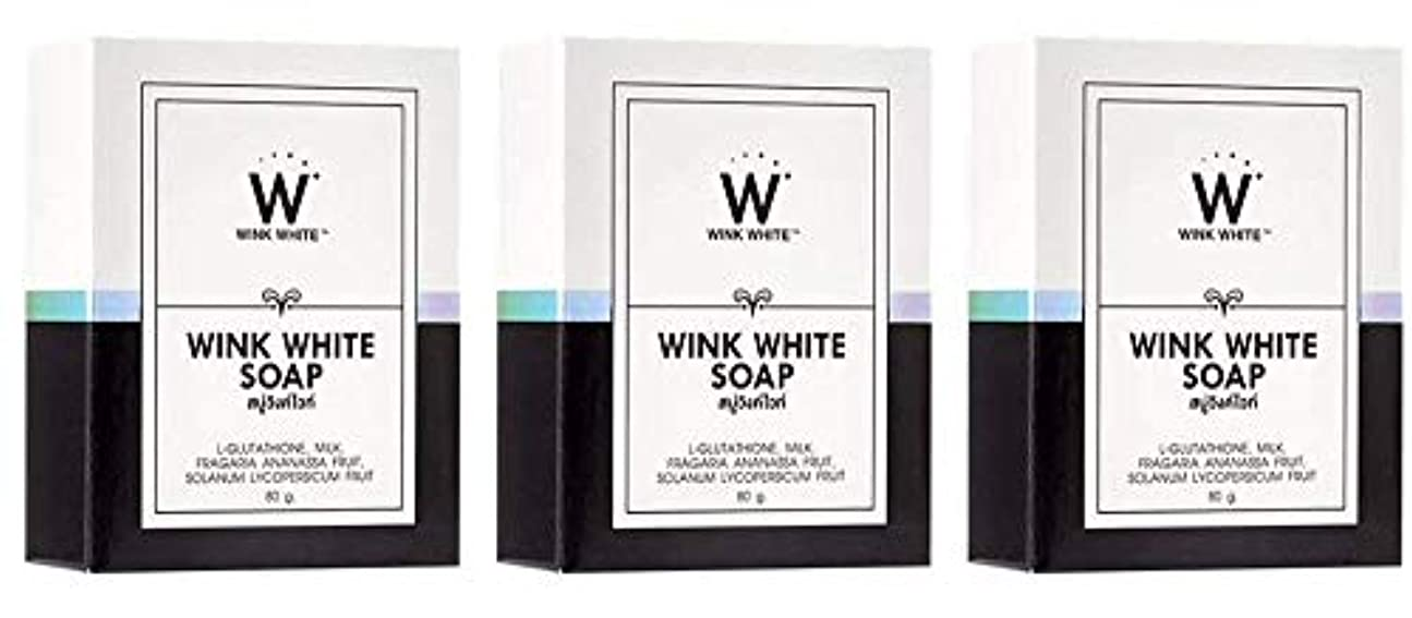 もう一度タップマイコンGluta Pure Soap Wink White Whitening Body 80 Grams by Wink White