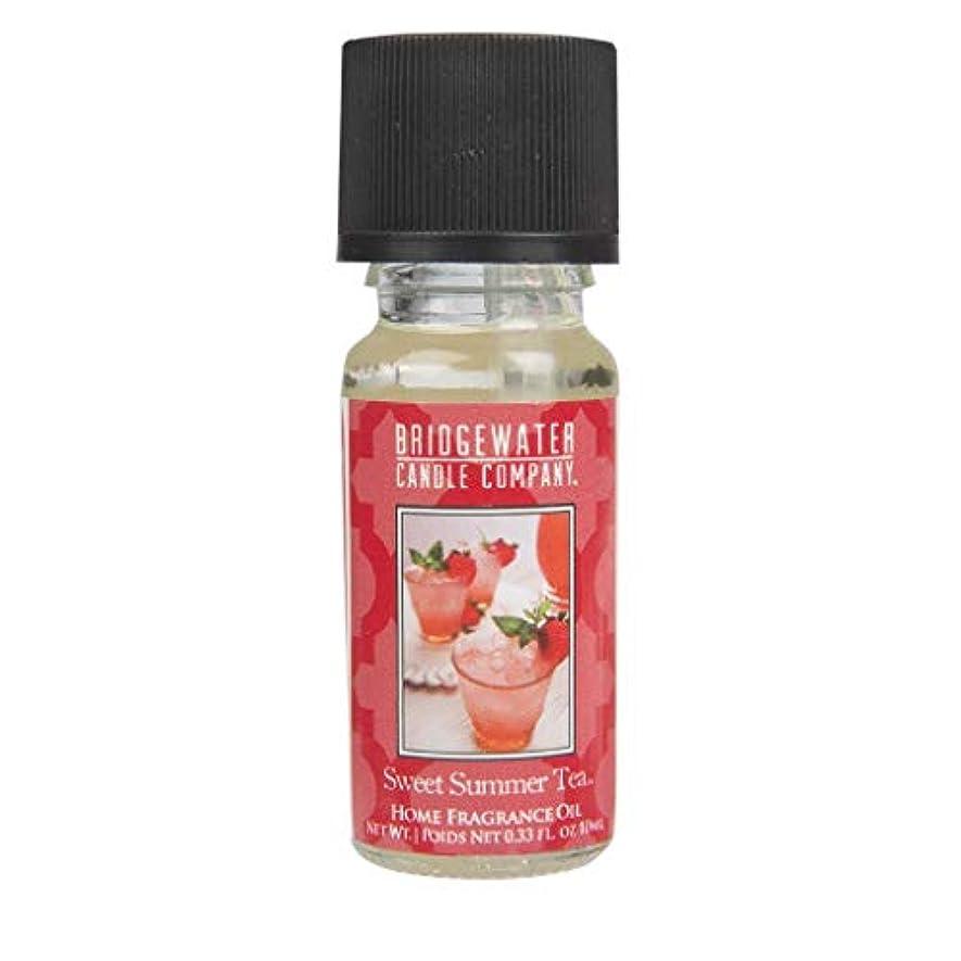 雲急速なおとなしいBridgewater Candle Home Fragrance Oil - Sweet Summer Tea by Bridgewater Candle