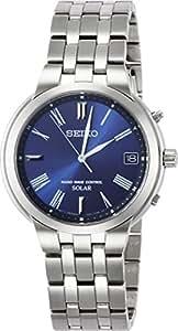 [セイコーウォッチ]SEIKO WATCH 腕時計 SPRIT スピリット ソーラー電波修正 サファイアガラス 日常生活用強化防水 (10気圧) SBTM185 メンズ