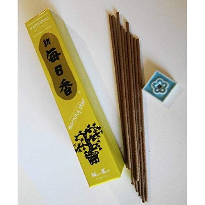 キャンディー死ぬわかりやすいMorning Star Patchouli Incense Sticks – Patchouli