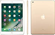 Apple iPad (第5世代) Wi-Fi + Cellular 32GB ゴールド SIMフリー (整備済み品)