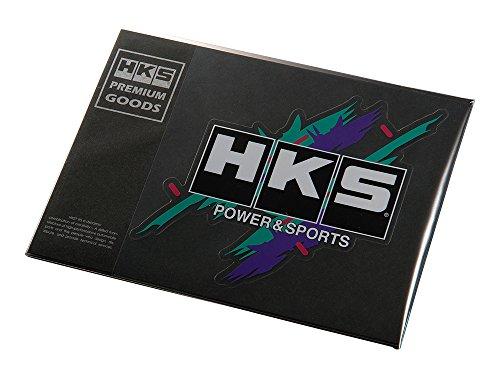 HKS ステッカー スーパーレーシング ラージ 51003-AK127