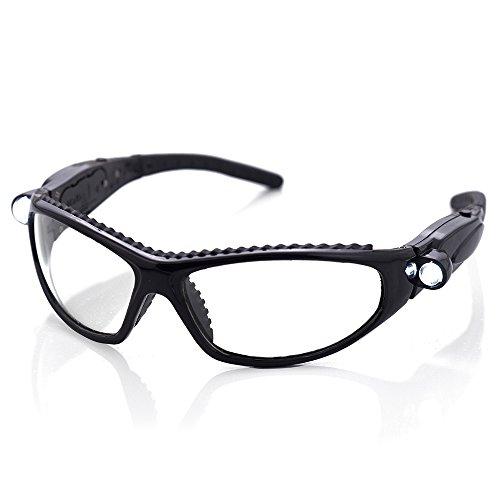 エーモン DIYサポート DIY保護メガネ LED付 517...