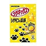 【メール便全国送料無料】味覚糖 シゲキックス シゲモンの足跡 エボリューションソーダ 20袋(10×2)