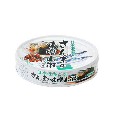 K&K 日本近海どり さんまの味噌山椒