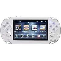 Goolsky V8 携帯ゲーム機 多機能 ハンドヘルドゲームプレイヤー 8GB 内蔵400ゲーム ゲームコンソール ダブルロッカー 4.3