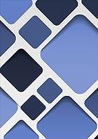 ポスター ウォールステッカー シール式ステッカー 飾り 203×254㎜ 六つ切り 写真 フォト 壁 インテリア おしゃれ 剥がせる wall sticker poster p2lwsxxxxx-000492-ds その他 タイル 青