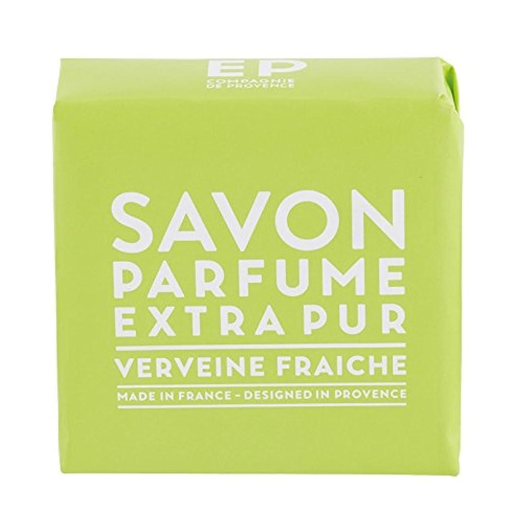 パンフレットアクチュエータジャーナルカンパニードプロバンス EXP  マルセイユソープ バーベナ 100g(全身用石けん?フランス製?フレッシュで爽快感のあるバーベナの香り)