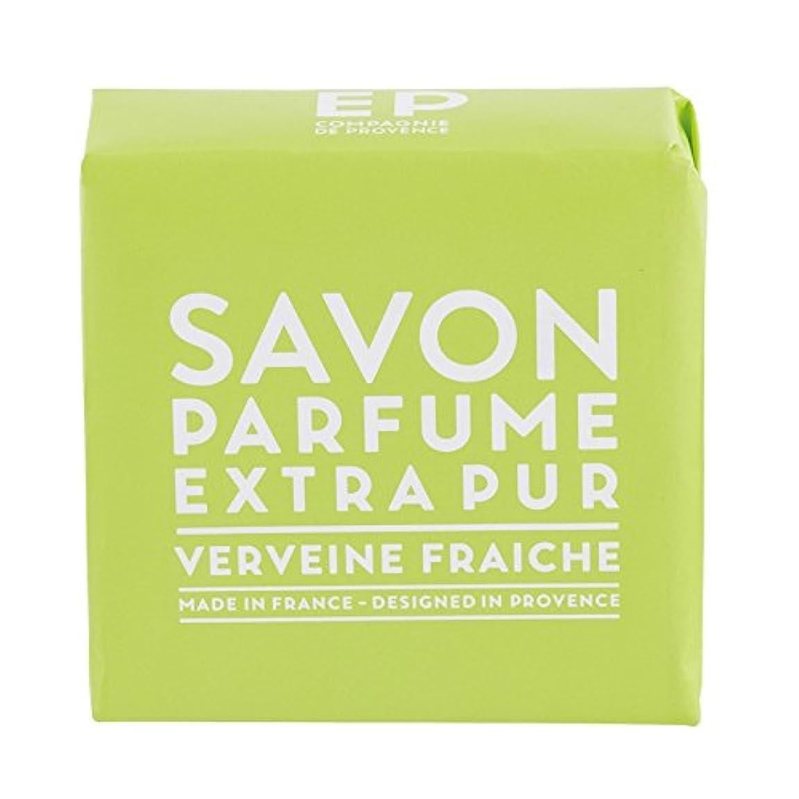 処理上向きパンフレットカンパニードプロバンス EXP  マルセイユソープ バーベナ 100g(全身用石けん?フランス製?フレッシュで爽快感のあるバーベナの香り)