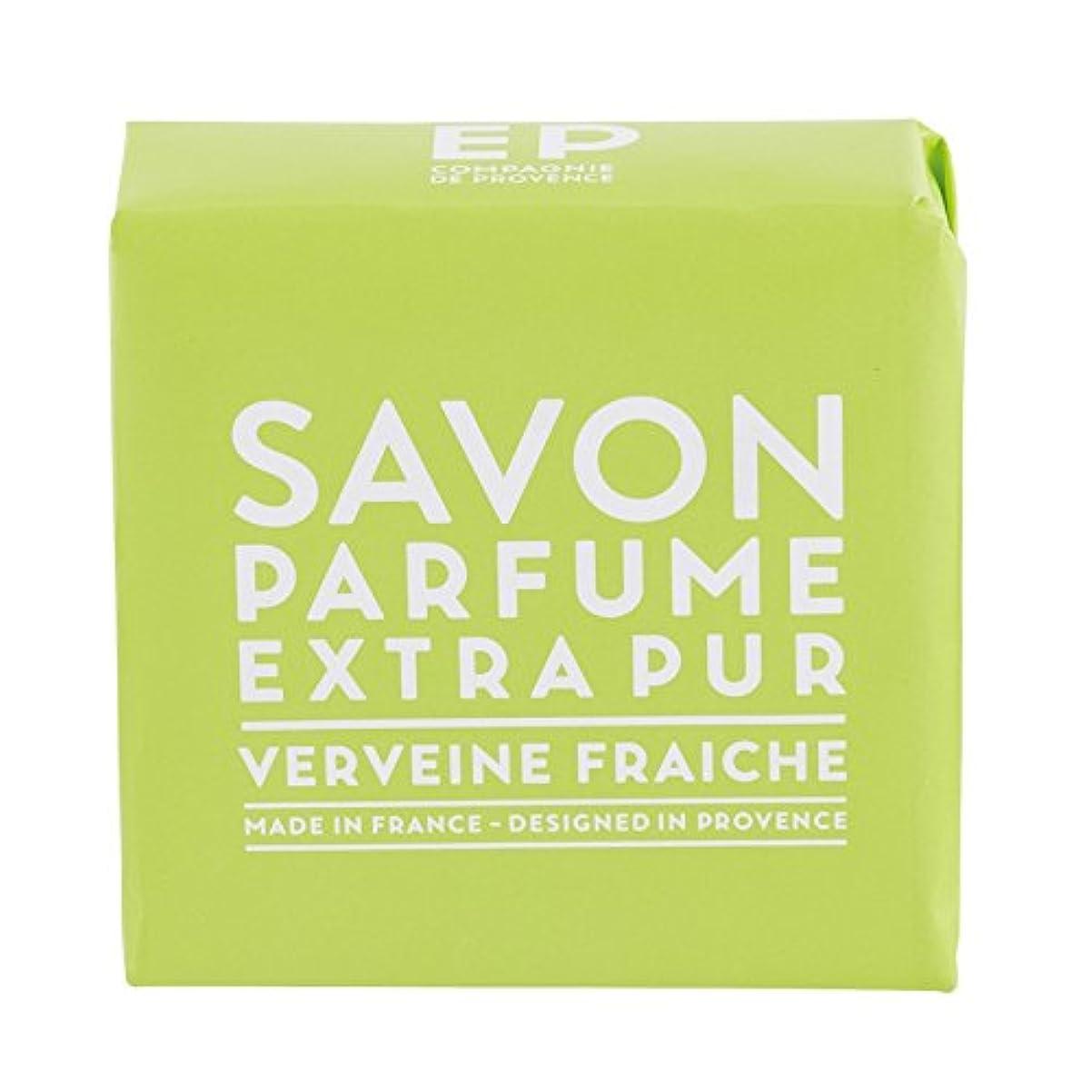 保守的十分なチーズカンパニードプロバンス EXP  マルセイユソープ バーベナ 100g(全身用石けん?フランス製?フレッシュで爽快感のあるバーベナの香り)