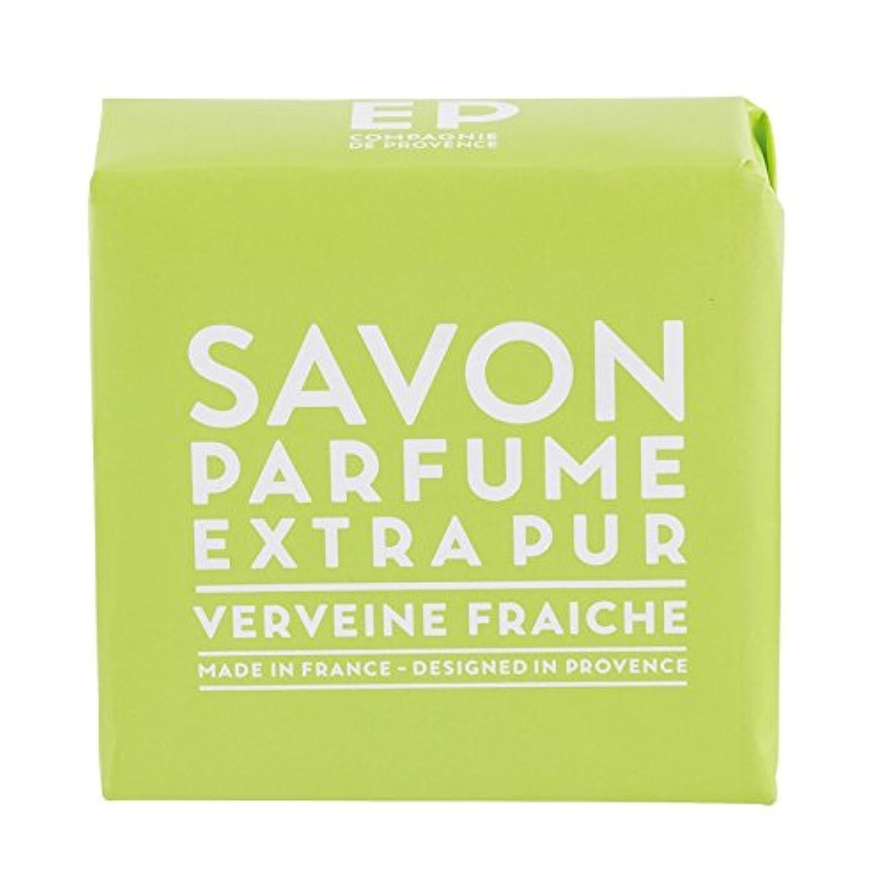 アイザック生むフィールドカンパニードプロバンス EXP  マルセイユソープ バーベナ 100g(全身用石けん?フランス製?フレッシュで爽快感のあるバーベナの香り)