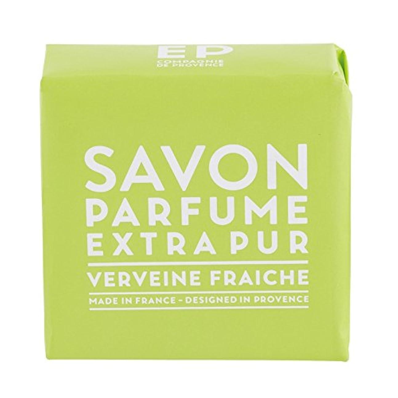 先入観論争的日焼けカンパニードプロバンス EXP  マルセイユソープ バーベナ 100g(全身用石けん?フランス製?フレッシュで爽快感のあるバーベナの香り)