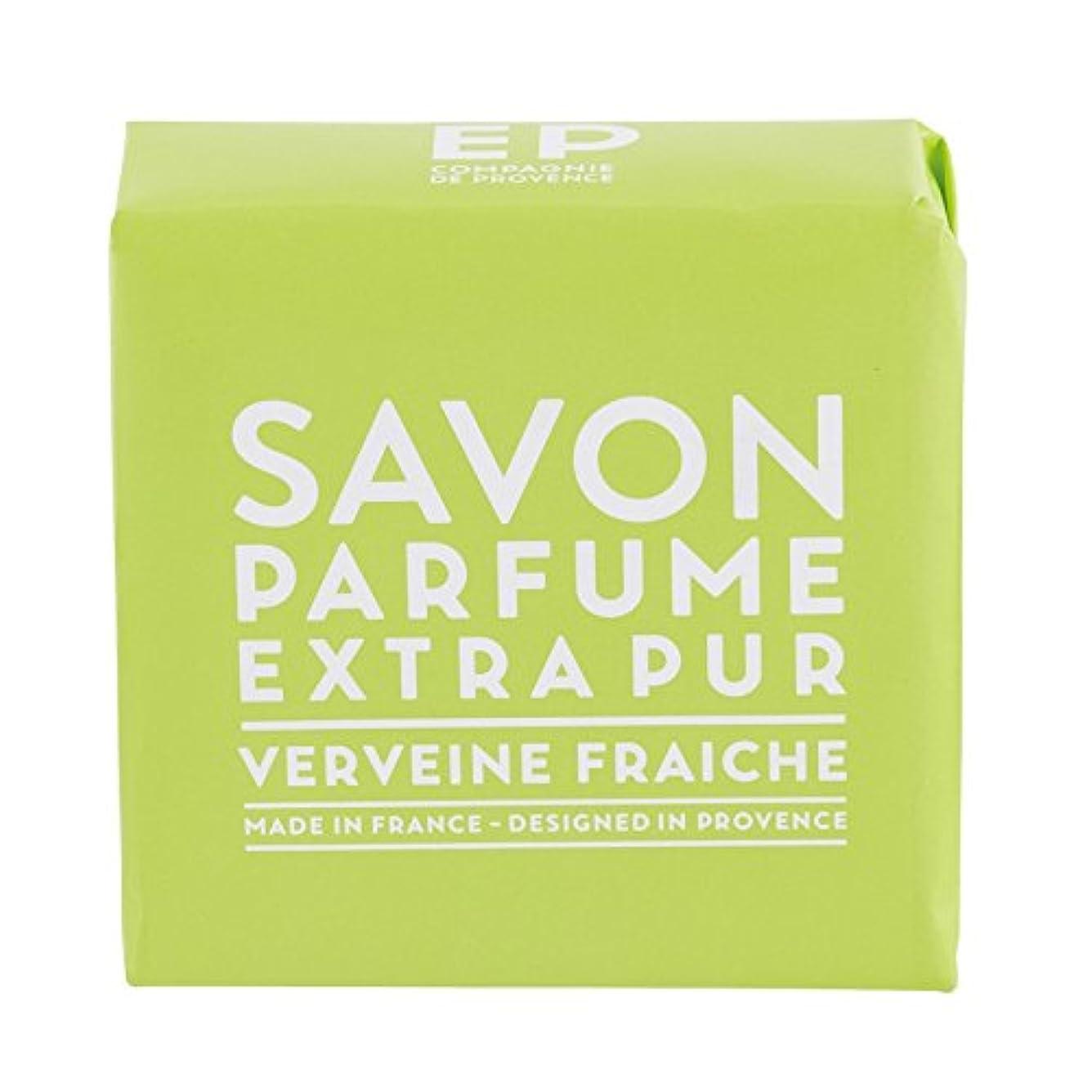 広く楽しませる間接的カンパニードプロバンス EXP  マルセイユソープ バーベナ 100g(全身用石けん?フランス製?フレッシュで爽快感のあるバーベナの香り)