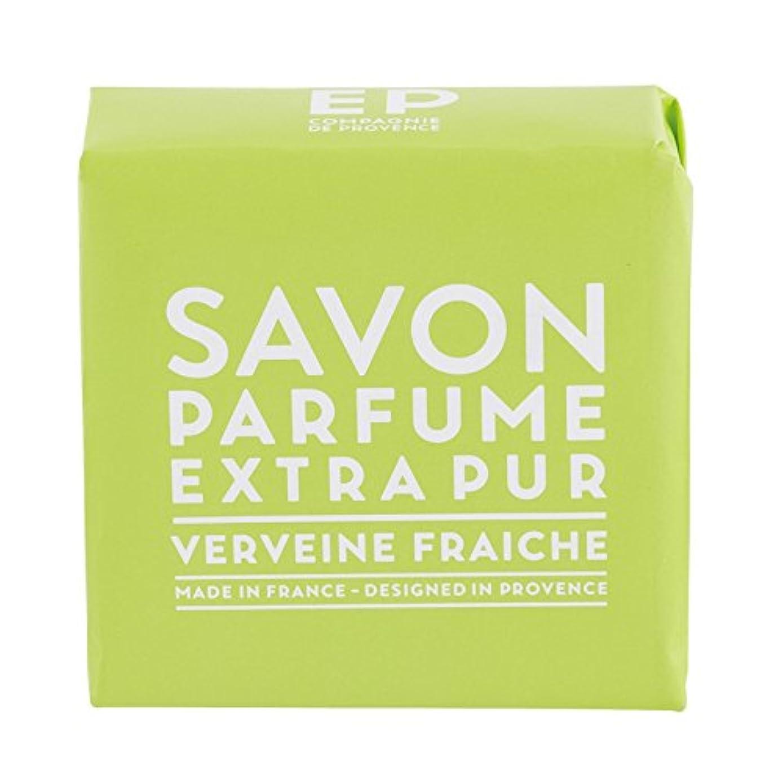 クリスマス箱コンセンサスカンパニードプロバンス EXP  マルセイユソープ バーベナ 100g(全身用石けん?フランス製?フレッシュで爽快感のあるバーベナの香り)