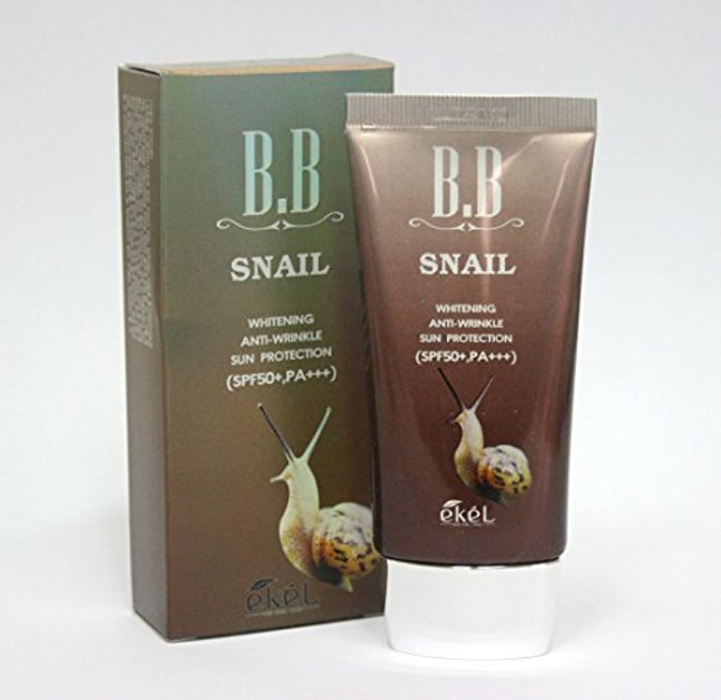 ことわざ七面鳥音節[Ekel] カタツムリBBクリーム50ml / ホワイトニング , SPF50 + PA +++ / 韓国化粧品 / Snail BB Cream 50ml / Whitening, SPF50+ PA+++ / Korea...