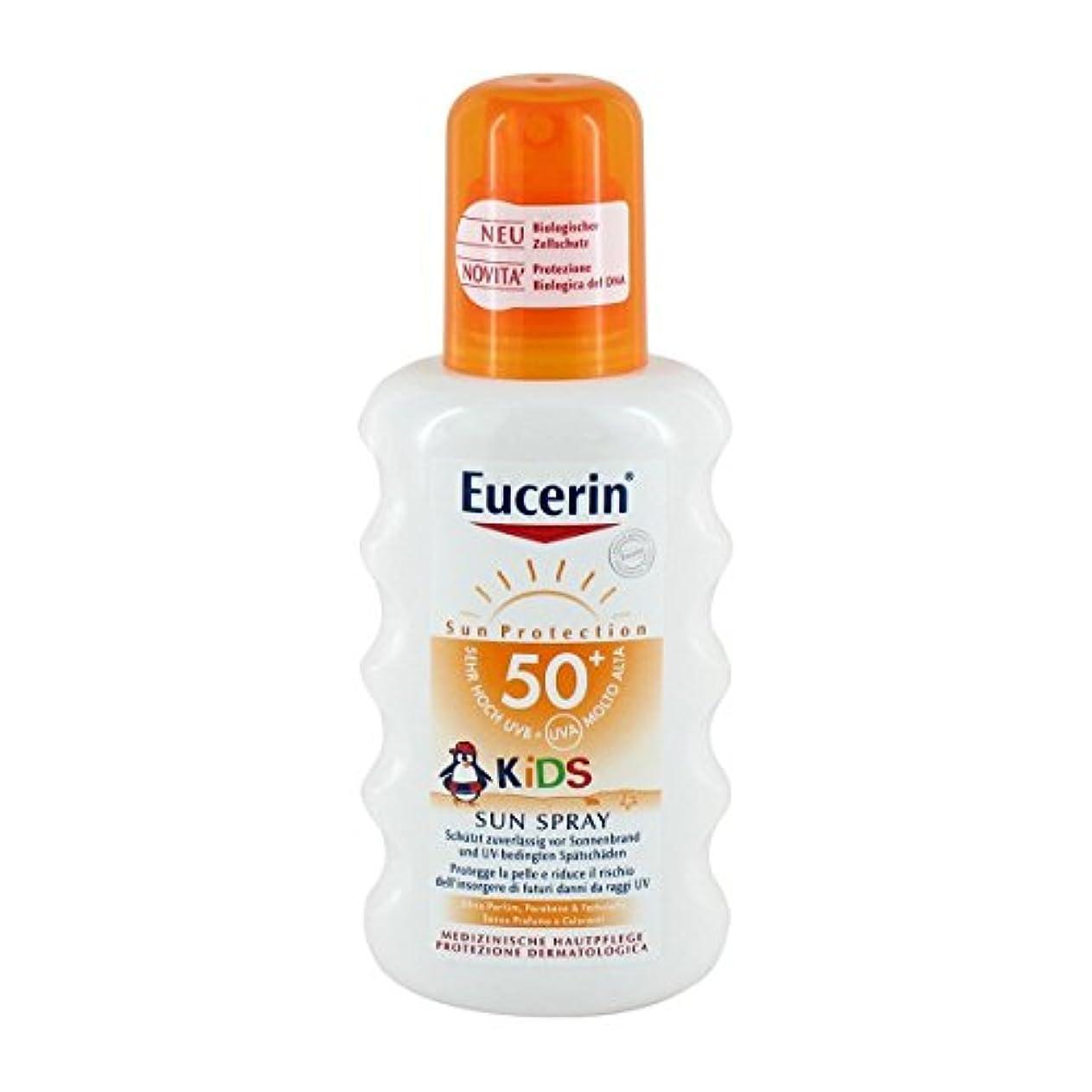 Eucerin Sun Kids Spray Spf50+ 200ml [並行輸入品]