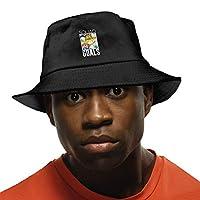Squad Goals 帽子 人気 バケットハット メンズ カジュアル オシャレ オールシーズン 折り畳可能 漁師帽 通気性抜群 紫外線対策 日常用 旅行用 アウトドア