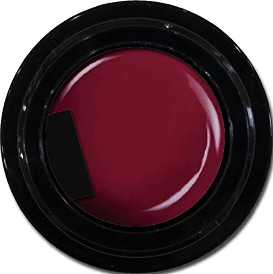 比類のない気体の精神カラージェル enchant color gel M406 ClassicRed 3g/ マットカラージェル M406 クラッシックレッド 3グラム
