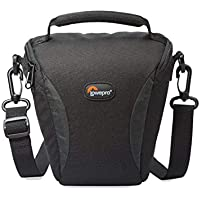 Lowepro Top Loading Get Essential Protection and Fast Access to Your Hoz or CSC with This Top Loading Shoulder Bag, Black, (LP36621-0WW)