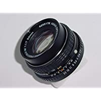 SMC pentax-m 50mm f1.7マニュアルフォーカスレンズ。
