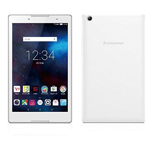 Y!mobile Lenovo TAB2 501LV パールホワイト