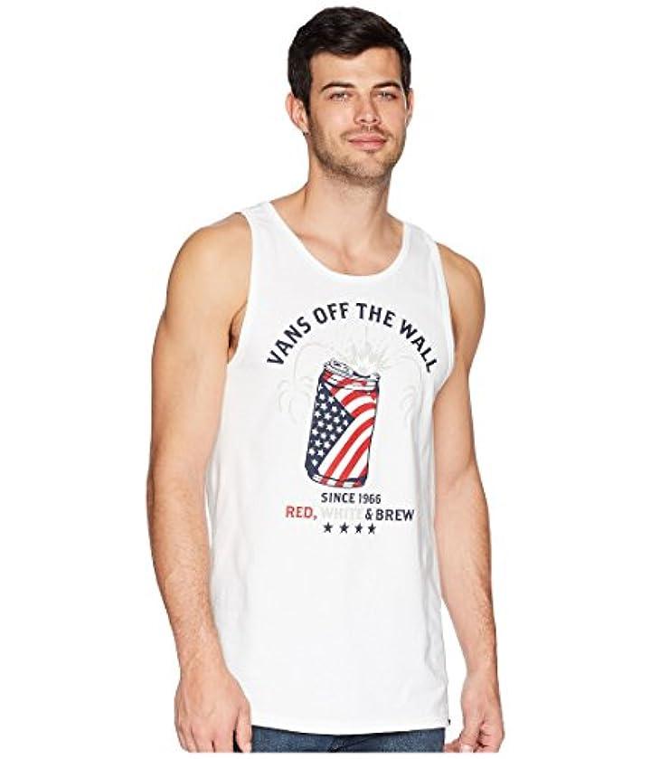 気まぐれな本当のことを言うとクック[VANS(バンズ)] メンズシャツ?アウター Fourth of Brew-Ly T-Shirt White 2XL (2XL) One Size