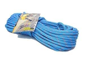 HTPスタティックロープ 11mm 50m スターリン ブルー