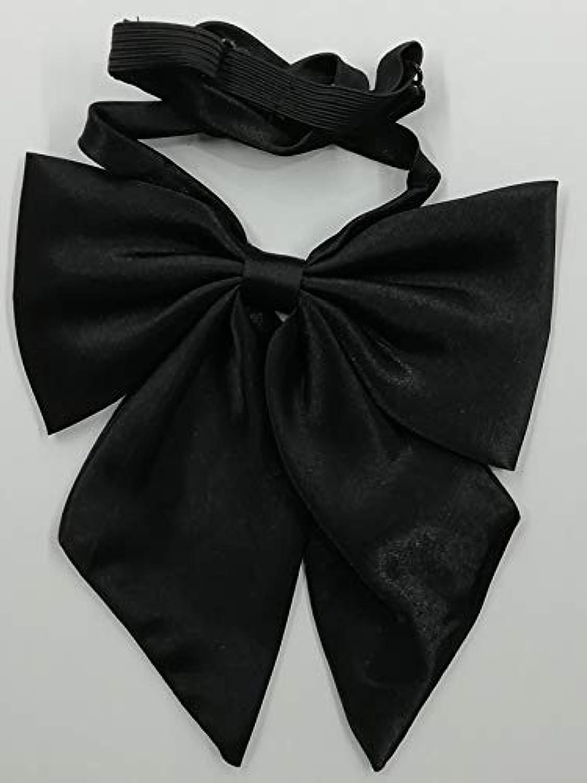 (制服リボン)オリジナル制服リボン2/学生向け 黒×無地CLMR07 1080円→800円