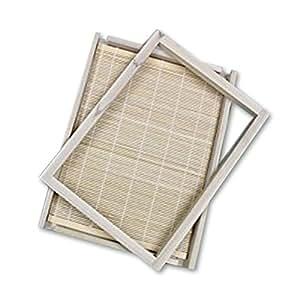 紙すき木枠 すだれセット B5判