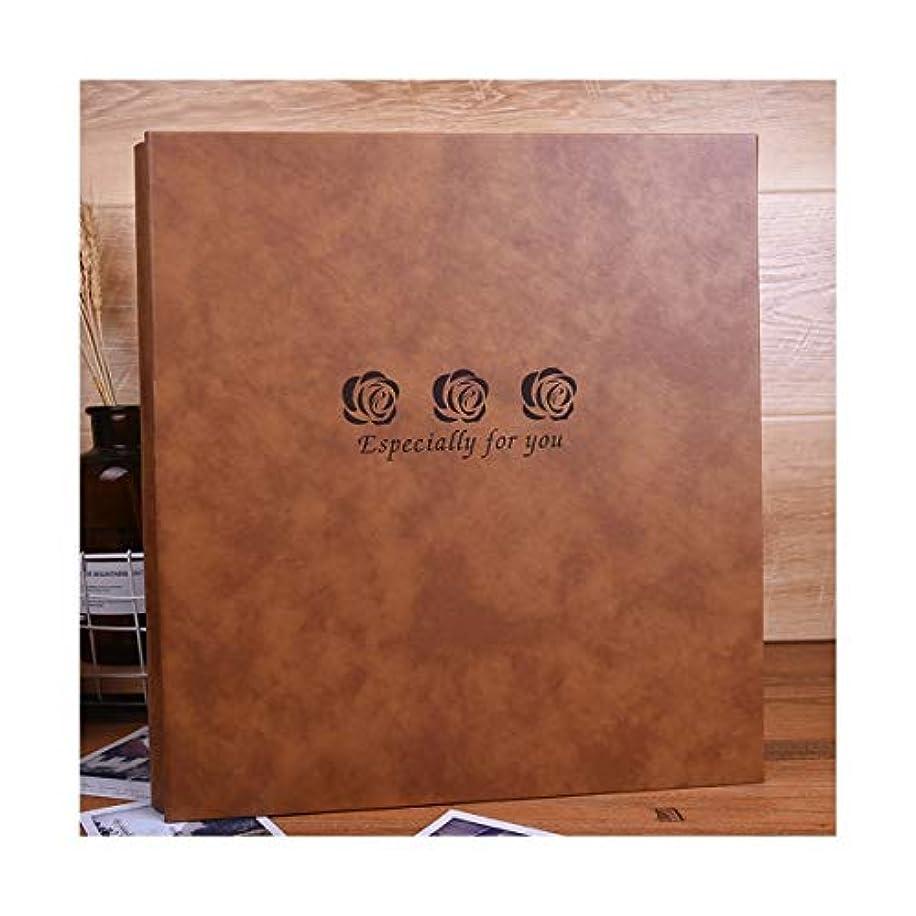 コンチネンタル寄り添う事実HKXR 大容量レトロ6インチインタースティシャルファミリーレコードアルバム、フォトアルバム、グロースアルバム (Color : F)