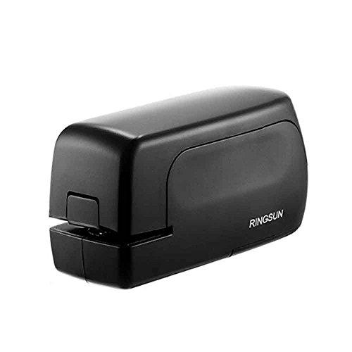 電動ステープラー 自動ホチキス 業務用ホッチキス Vivagaga オフィス用品 事務用品 ブラック