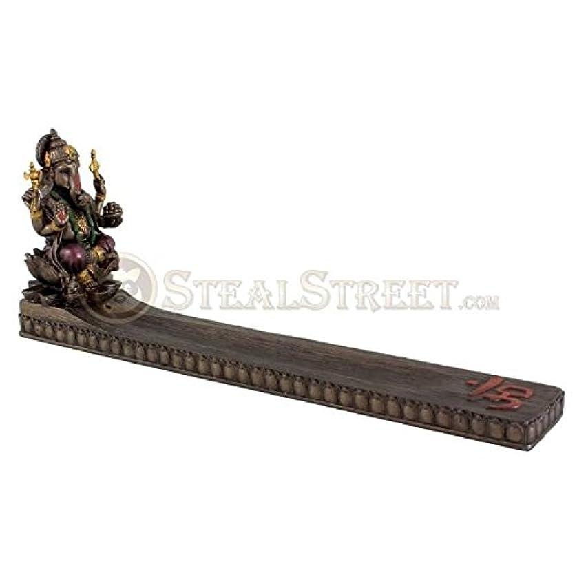 もちろんパイプライン不確実Hindu God Ganesha Incense Holder Incense Burner Ganesh