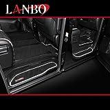 LANBO デザイン フロアマット ...