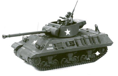 スケール限定シリーズ 1/35 アメリカ M36 ジャクソン 駆逐戦車 89553