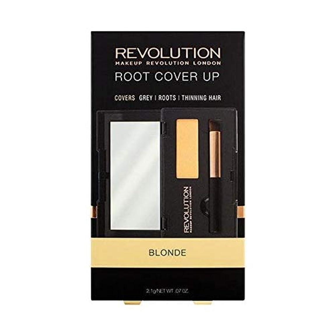 スツール外科医規定[Hair Revolution ] ヘア革命ルートは金髪をカバー - Hair Revolution Root Cover Up Blonde [並行輸入品]