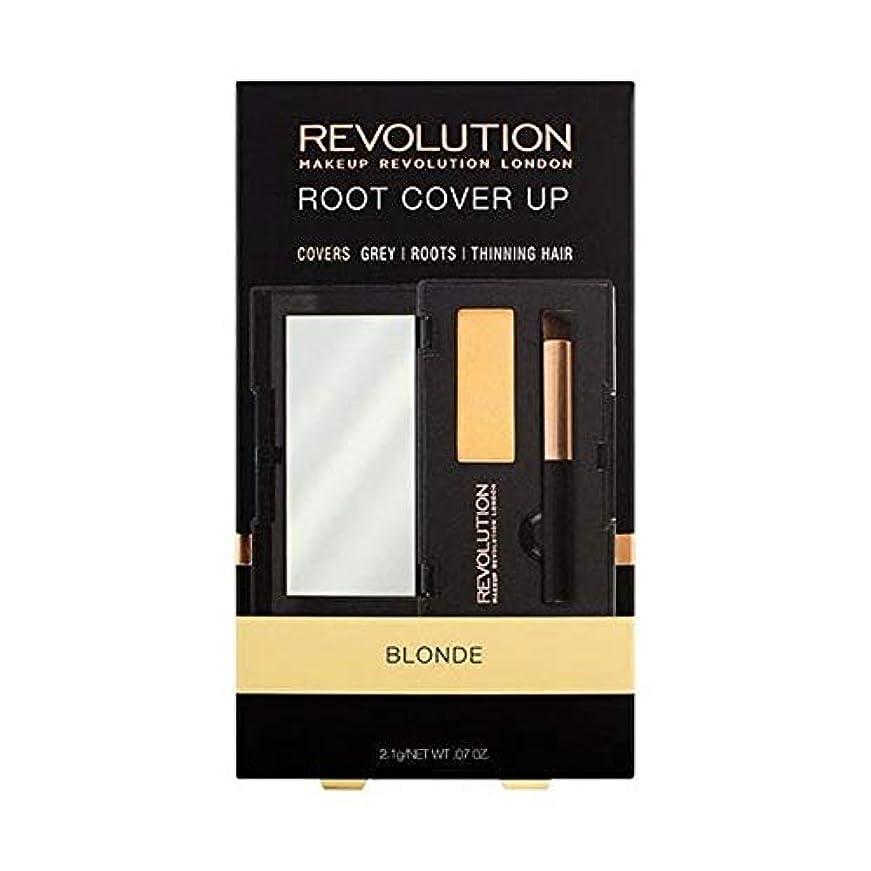 抗議気づかない陪審[Hair Revolution ] ヘア革命ルートは金髪をカバー - Hair Revolution Root Cover Up Blonde [並行輸入品]