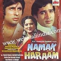 Namak Haraam [DVD]