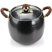 黒銅仕上げ煮込み鍋20㎝ BC-4