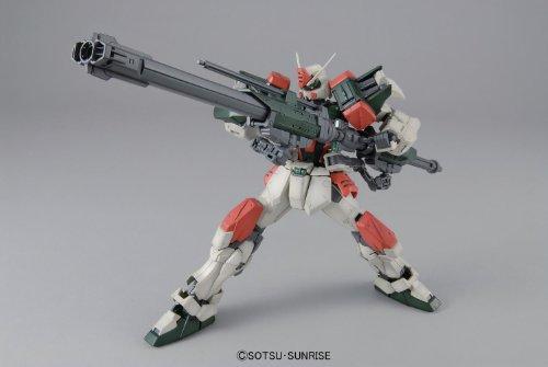 MG 1/100 GAT-X103 バスターガンダム (機動戦士ガンダムSEED)