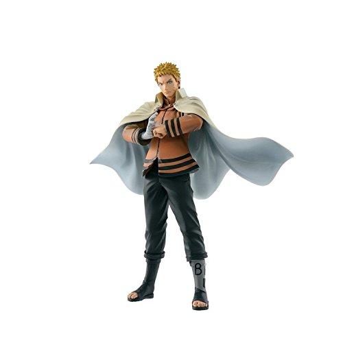 BORUTO - Naruto Next Generations - Naruto Uzumaki Hokage Figure 16cm by Banpresto