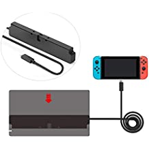 Extension Cable for Nintendo Switch Dock Set (2ft)