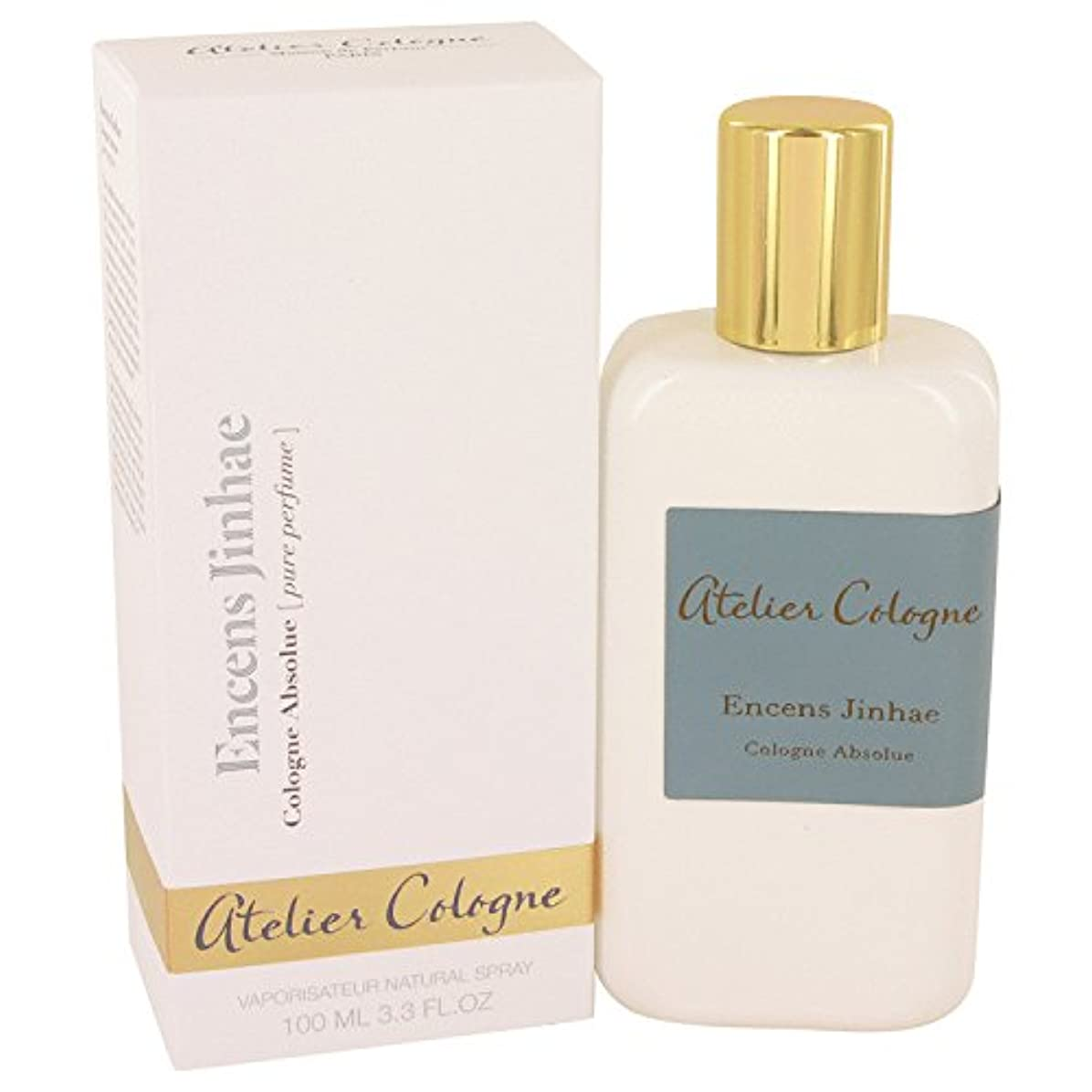 義務的間接的手を差し伸べるEncens Jinhae Pure Perfume Spray By Atelier Cologne