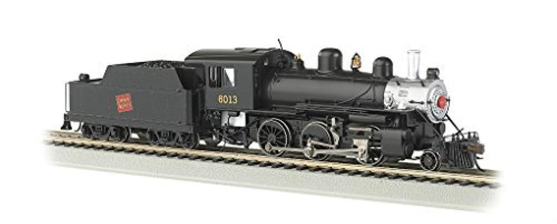 Bachmann Industries Alco 2-6-0 DCC Ready Locomotive - CANADIAN NATIONAL #6013 - (1:87 HO Scale) 【You&Me】 [並行輸入品]