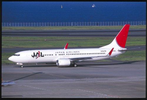 1/200 日本航空 ボーイング737-800