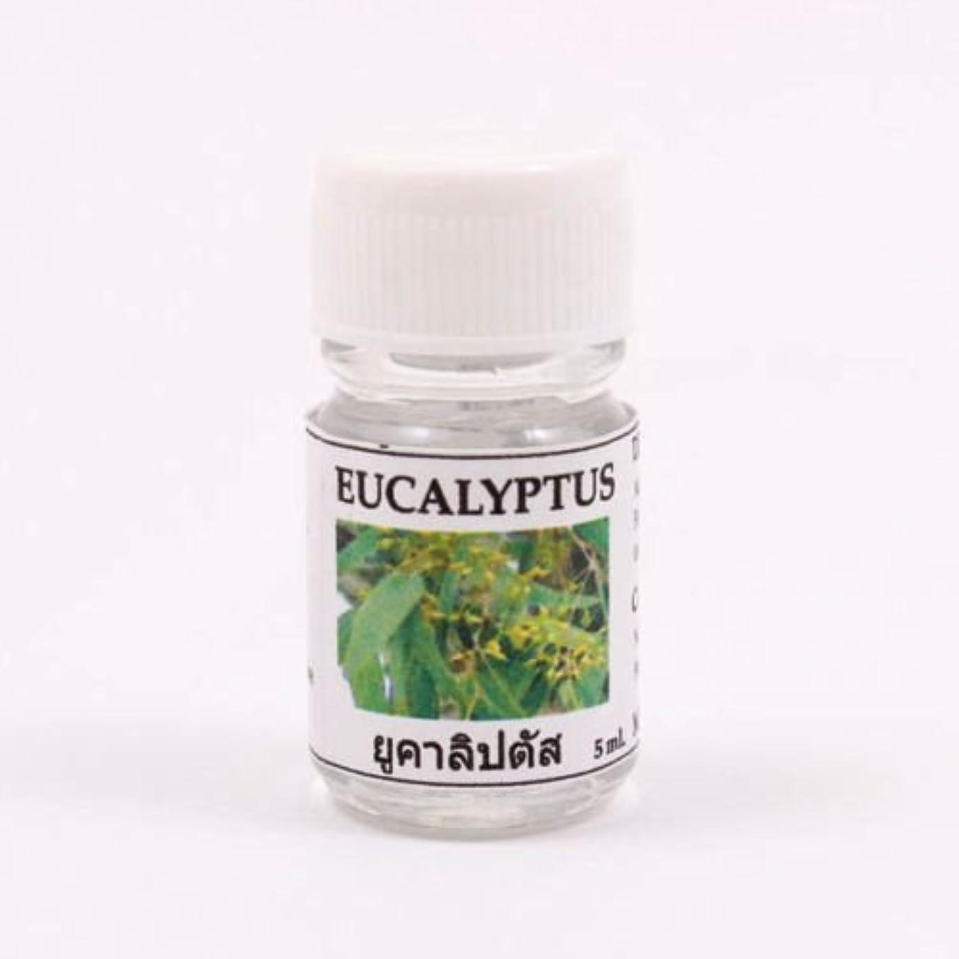 無視割り当てる包帯6X Eucalyptus Aroma Fragrance Essential Oil 5ML cc Diffuser Burner Therapy
