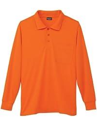 0bcbbbc3b8581b ... 服&ファッション小物 : メンズ : トップス : ポロシャツ : オレンジ ›. キャンセル. (ドライ+デオドラント)DRY+D 長袖 ポロシャツ(胸 ...