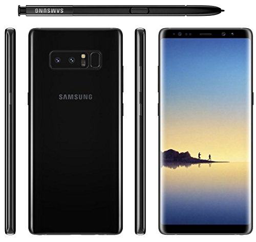 Samsung サムスン Galaxy Note 8 SM-N950 (N950FD) 64GB 6.3