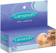 Lansinoh HPA Lanolin 100% Ultra Pure Lanolin, 50g, 50 Grams