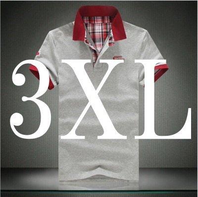 (メイクトゥビー)Make2BeカジュアルポロシャツゴルフMF19(24.Gray_3XL)